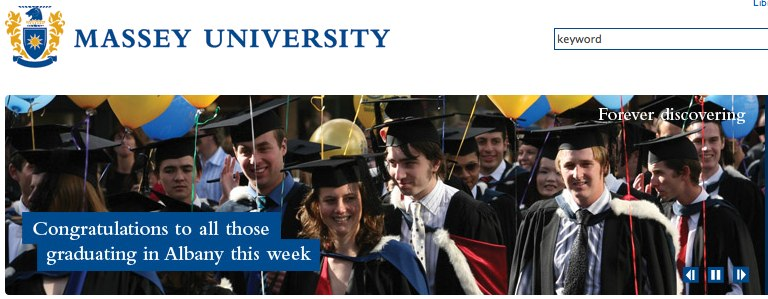 New Zealand_s defining university - Massey University