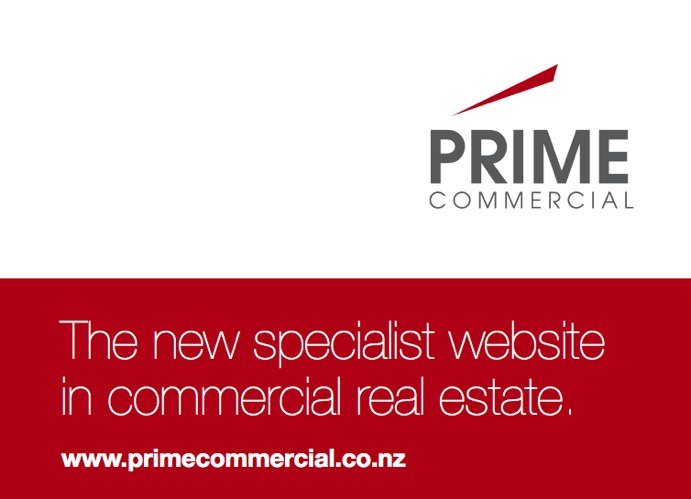 Prime Commercial header