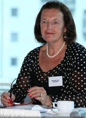 Rosanne Meo - Briscoe Group AGM - Photo - LIFE