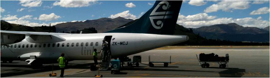 Queenstown stopover airport 3