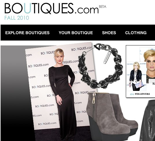 Boutiques.com - Shop boutiques curated by style icons and you - Designer Shoes, Dresses, Handbags