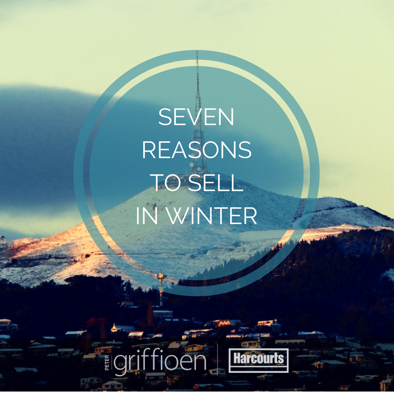 7 Reasons to sell in winter