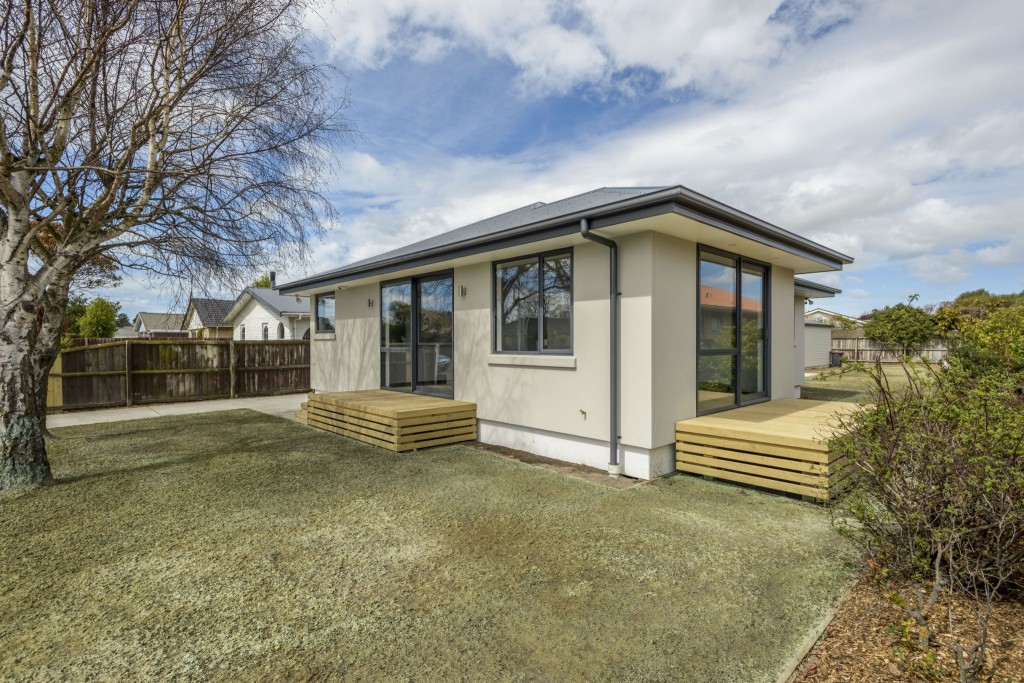 SOLD: 31 Queenspark Drive, an insurance rebuild, went under offer in its first week on the market for $475,000.