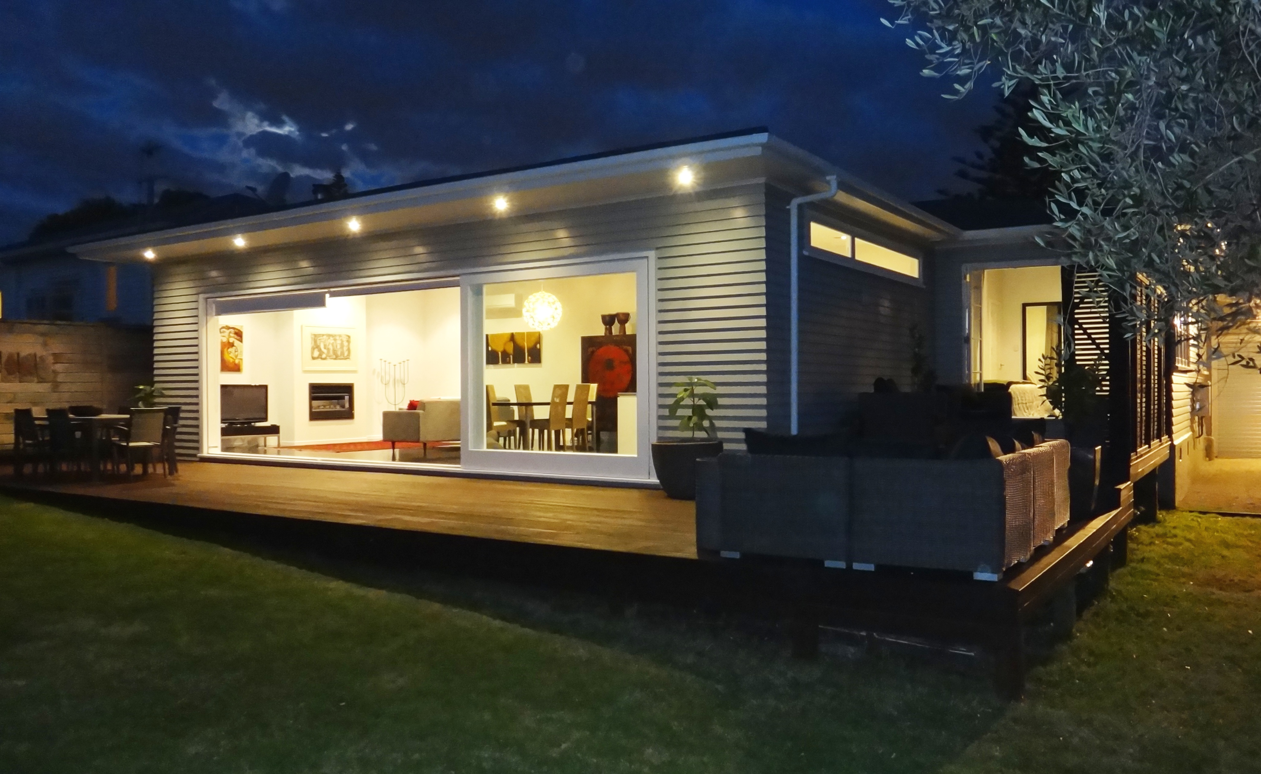New zealand state house plans for Luxury home design nz
