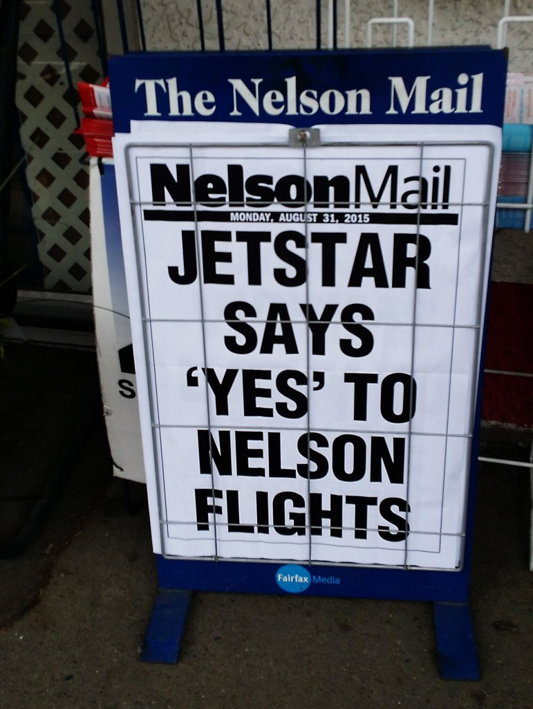 A Win for Nelson...
