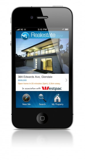 Real estate search on the iPhone - NZ